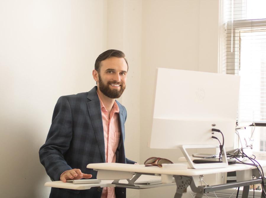 Professional Headshot Portraits in San Antonio, Texas at Geekdom