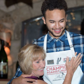 Champs Against Hunger - San Antonio Spurs - San Antonio Food Bank